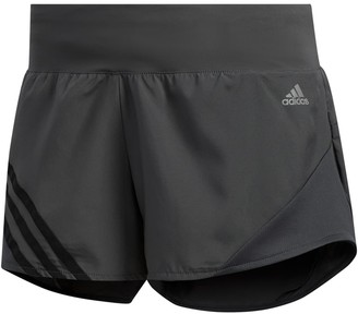 adidas Run It 3-Stripes Shorts