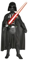 Star Wars Darth Vader Deluxe Boys' Costume- Small