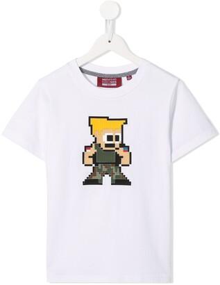 Mostly Heard Rarely Seen 8-Bit Tiny Combat T-shirt