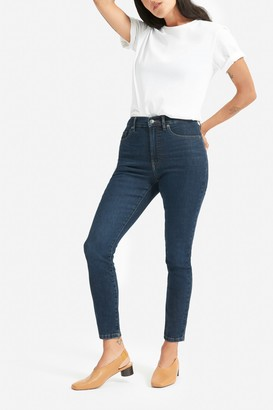 Everlane The Authentic Stretch High-Rise Skinny Jeans