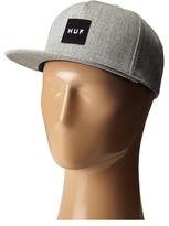 HUF Box Logo Snapback