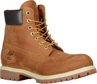 """Timberland 6"""" Premium Waterproof Boots Outdoor Boots - Rust"""