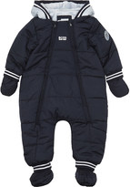 BOSS Quilted snow suit 1-18 months
