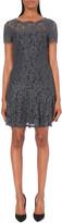 Diane von Furstenberg Fifi cotton-blend dress