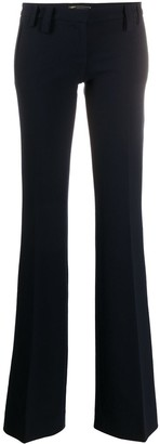 Versace Pre-Owned 2000s Flared Trousers