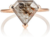 Grace Lee Women's Rustic Diamond Ring