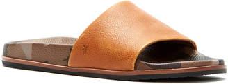 Frye Men's Evan Leather Slide Sandals
