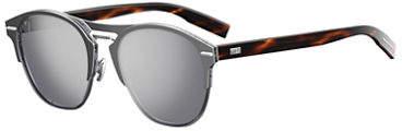 Christian Dior Chronos-M Round Sunglasses