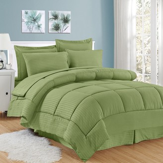 +Hotel by K-bros&Co Sweet Home Collection Sweethome Collection Hotel Dobby Embossed Bedding Set