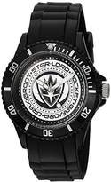 Marvel 'Guardian' Quartz Plastic Casual Watch