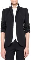 Akris Women's 'Pentagon' Double Face Wool Jacket