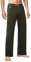 Lacoste Colors Collection Knit Lounge Pants