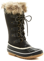 Jambu Edith Faux Fur Trimmed Weather Ready Boot