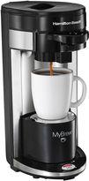 Hamilton Beach FlexBrew Single-Cup Coffee Maker