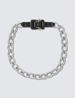 Alyx Chain Necklace With Leather Details