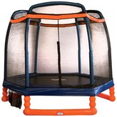 Little Tikes 7' Trampoline Playset