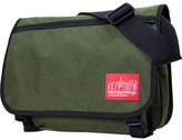 Manhattan Portage Europa Medium With Back Zipper And Compartments