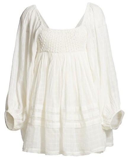 Thumbnail for your product : Free People Ari Dobby Mini Dress
