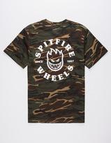 Spitfire Bighead Classic Mens T-Shirt