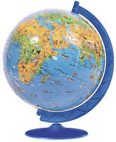 Ravensburger Children's World Map 180 Piece Puzzleball