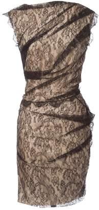 Roksanda Ilincic Black Viscose Dresses
