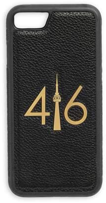 416 Company Logo iPhone 7 Phone Case