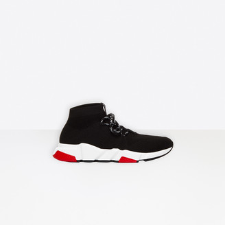Balenciaga Trainers with laces and tricolor sole