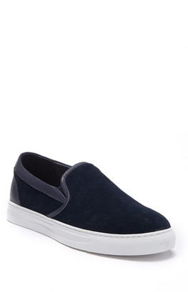 English Laundry Vane Suede Slip-On Sneaker