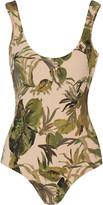 Tomas Maier Printed swimsuit