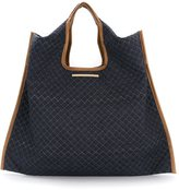 Xaa - denim tote bag - women - Cotton - One Size