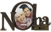 Nana Malden International Designs Bronze Script Picture Frame, 3.5x4.5, Bronze