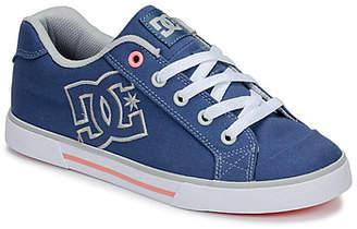 DC CHELSEA TX J SHOE BGC women's Shoes (Trainers) in Blue