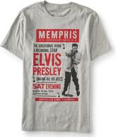 Elvis Memphis Poster Graphic T