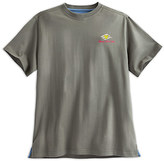 Disney Grumpy Cruise Line Tropical Tee for Men - Olive