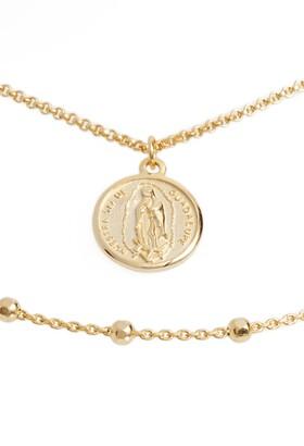 Argentovivo Guadalupe Multistrand Necklace