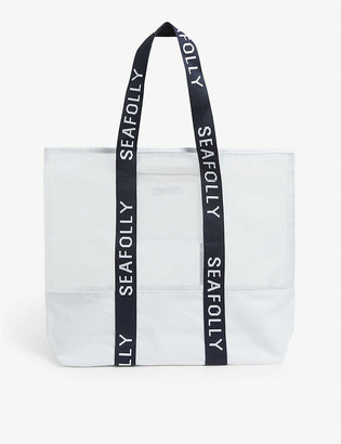 Seafolly Carried Away mesh tote