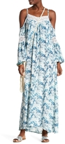 Tiare Hawaii Palm Maxi Dress