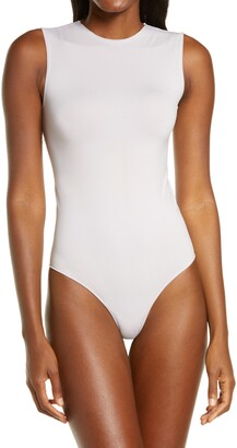 SKIMS Crewneck Sleeveless Bodysuit
