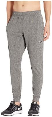 Nike Dry Pants Hyperdry Transcend Lt (Black/Heather/Black) Men's Casual Pants