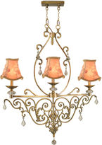 Dale Tiffany Dale TiffanyTM Ashbee Chandelier