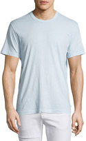James Perse Short-Sleeve Knit T-Shirt, Light Blue