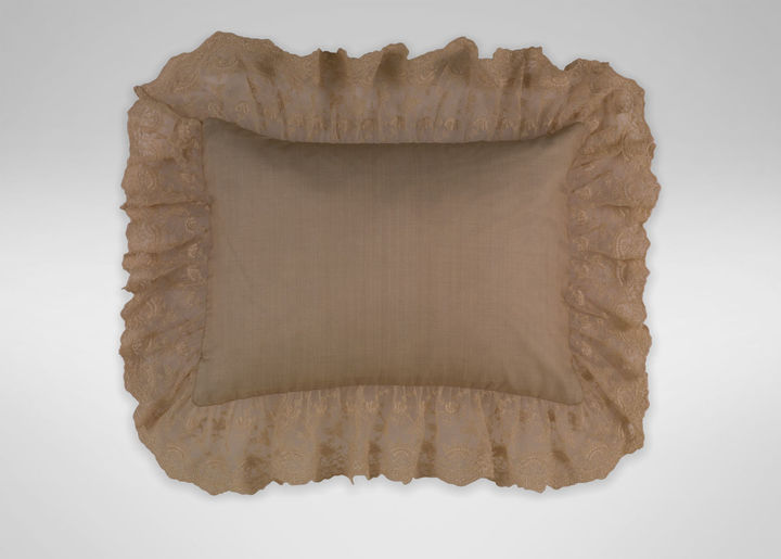 Ethan Allen Lace Pillow