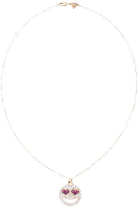 Alison Lou Bling Lovestruck necklace