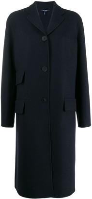 Sofie D'hoore classic single-breasted coat