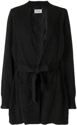 Maison Margiela robe cardigan
