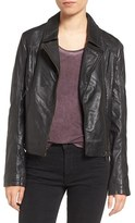 Cupcakes And Cashmere Women's Trinity Leather Jacket