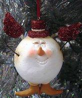Roman Snowballz Impish Claydough Snowball Christmas Ornament