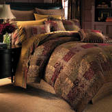 Croscill Classics Catalina Red 4-pc. Chenille Comforter Set