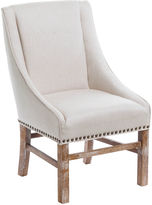 Asstd National Brand Jace Dining Chair with Nailhead Trim