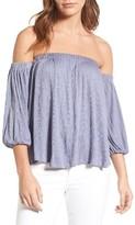 Ella Moss Women's Gionna Off The Shoulder Top